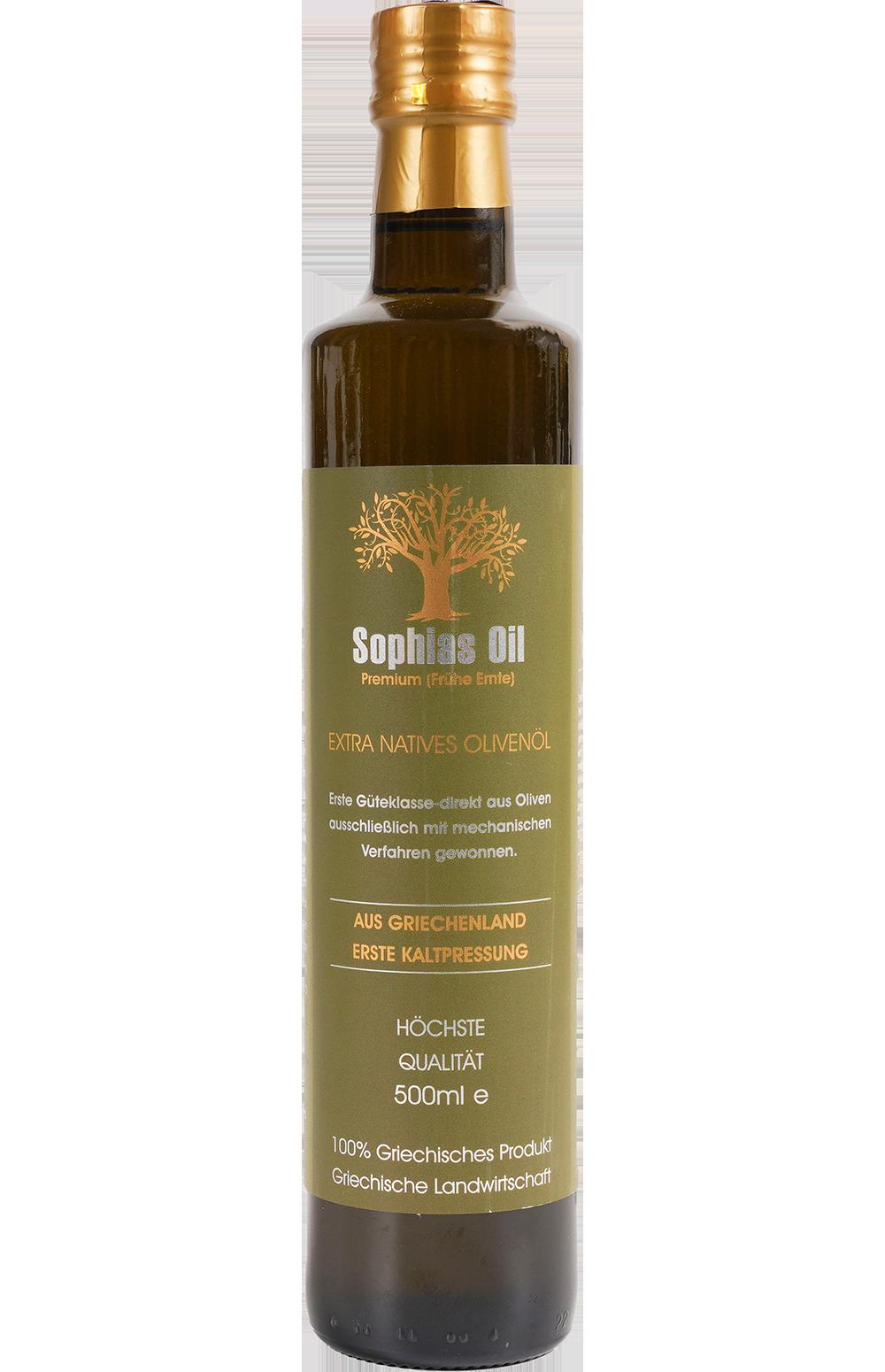 Sophia's oil Premium