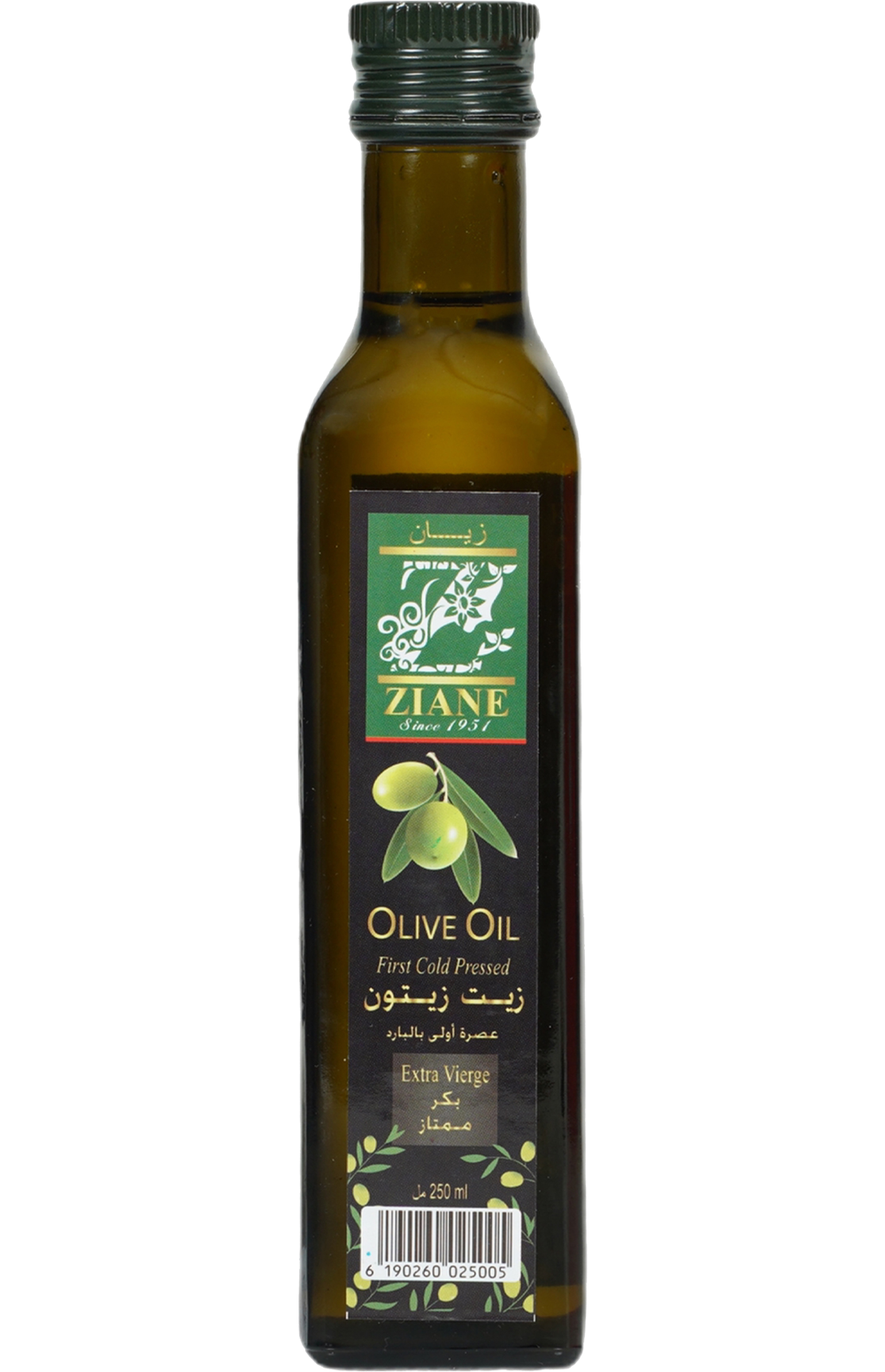 Ziane First Cold Pressed