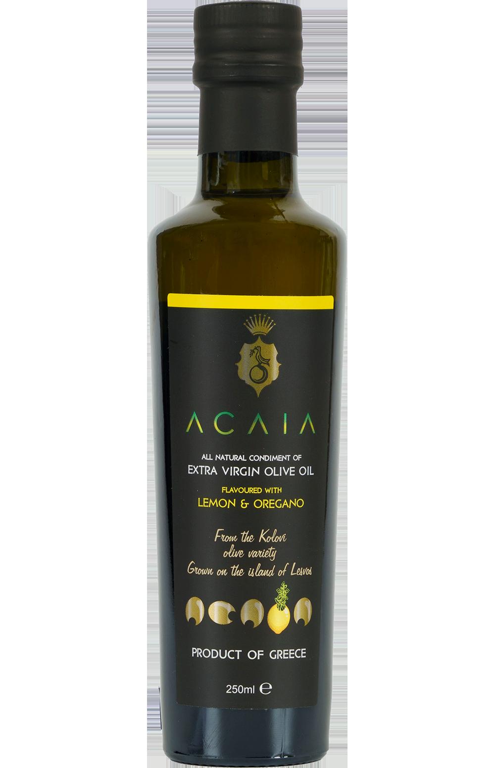 Acaia Lemon & Oregano