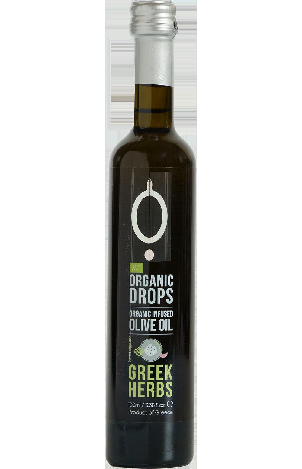 Organic Drops- Greek Herbs
