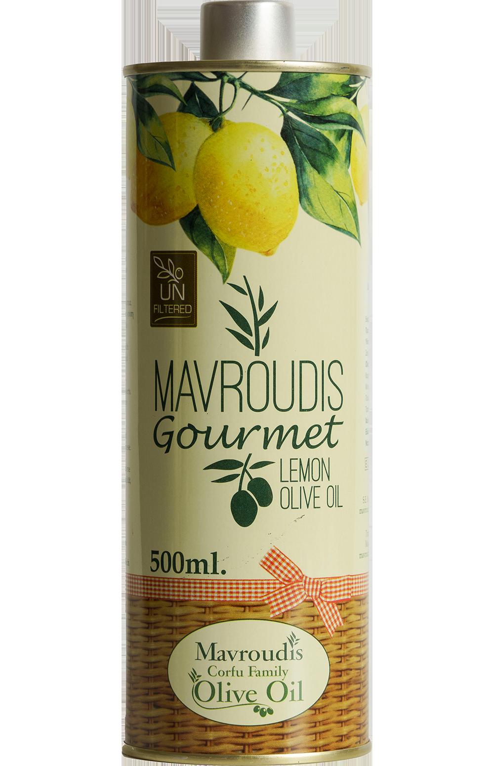 Mavroudis Gourmet Lemon
