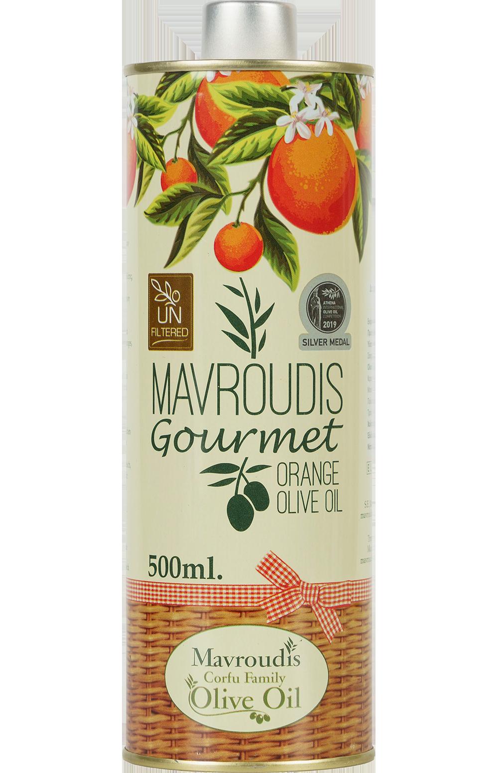 Mavroudis Gourmet Orange