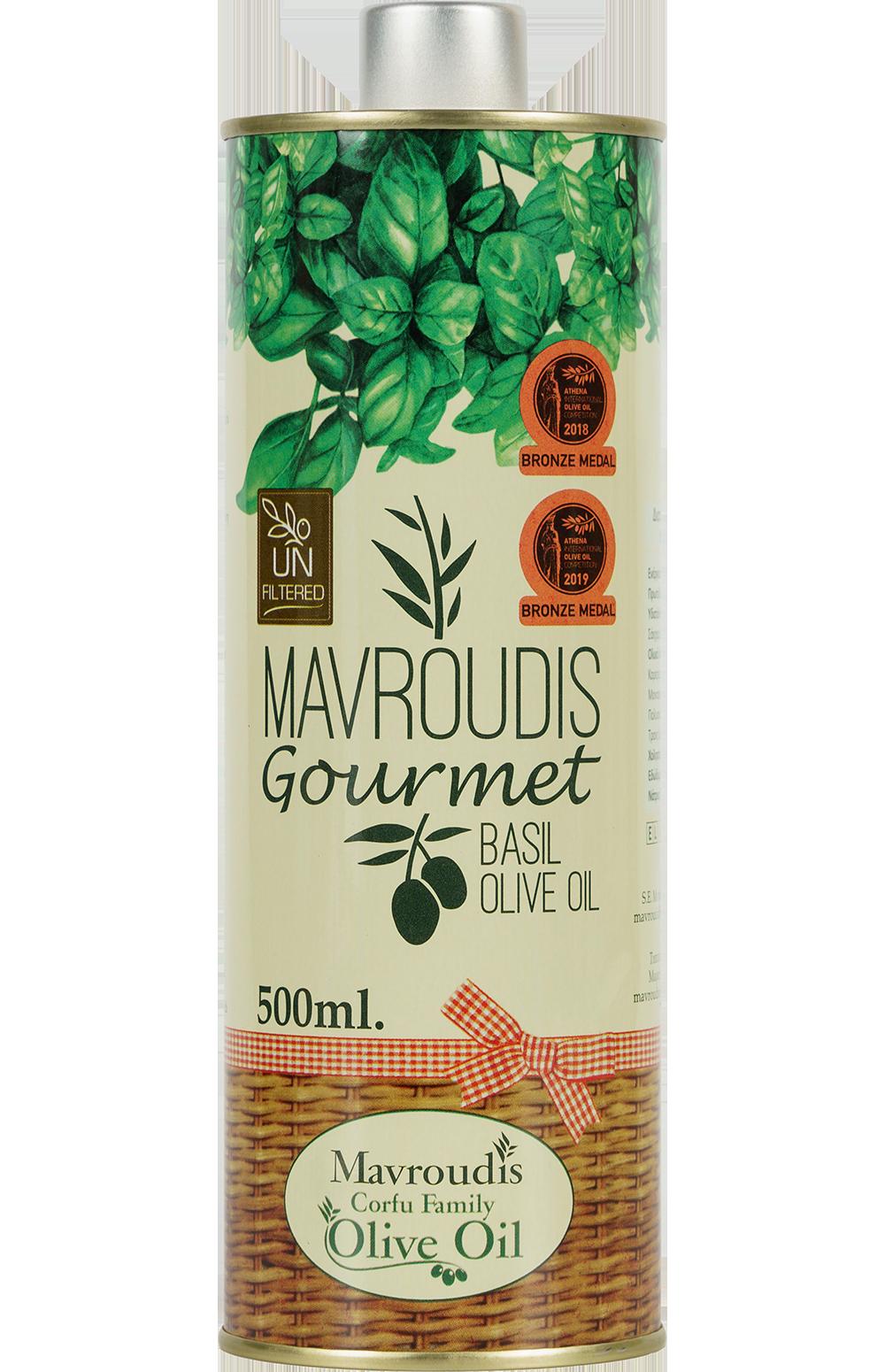 Mavroudis Gourmet Basil