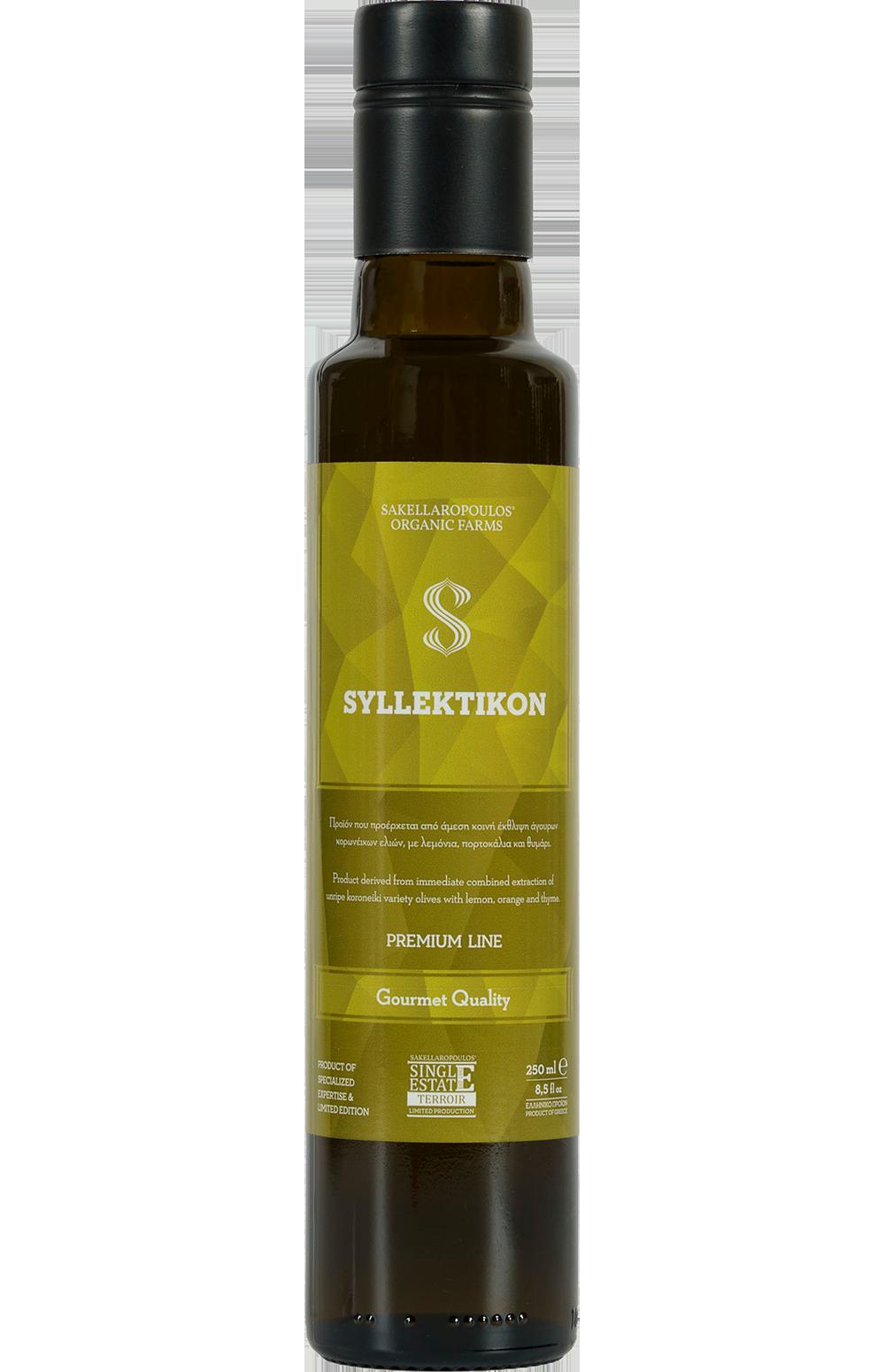 Syllektikon Gourmet Evoo Orange, Lemon & Thyme