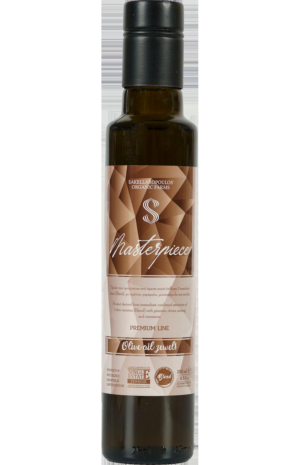 Masterpiece Blend Evoo Pimento, Cloves, Nutmeg & Cinnamon