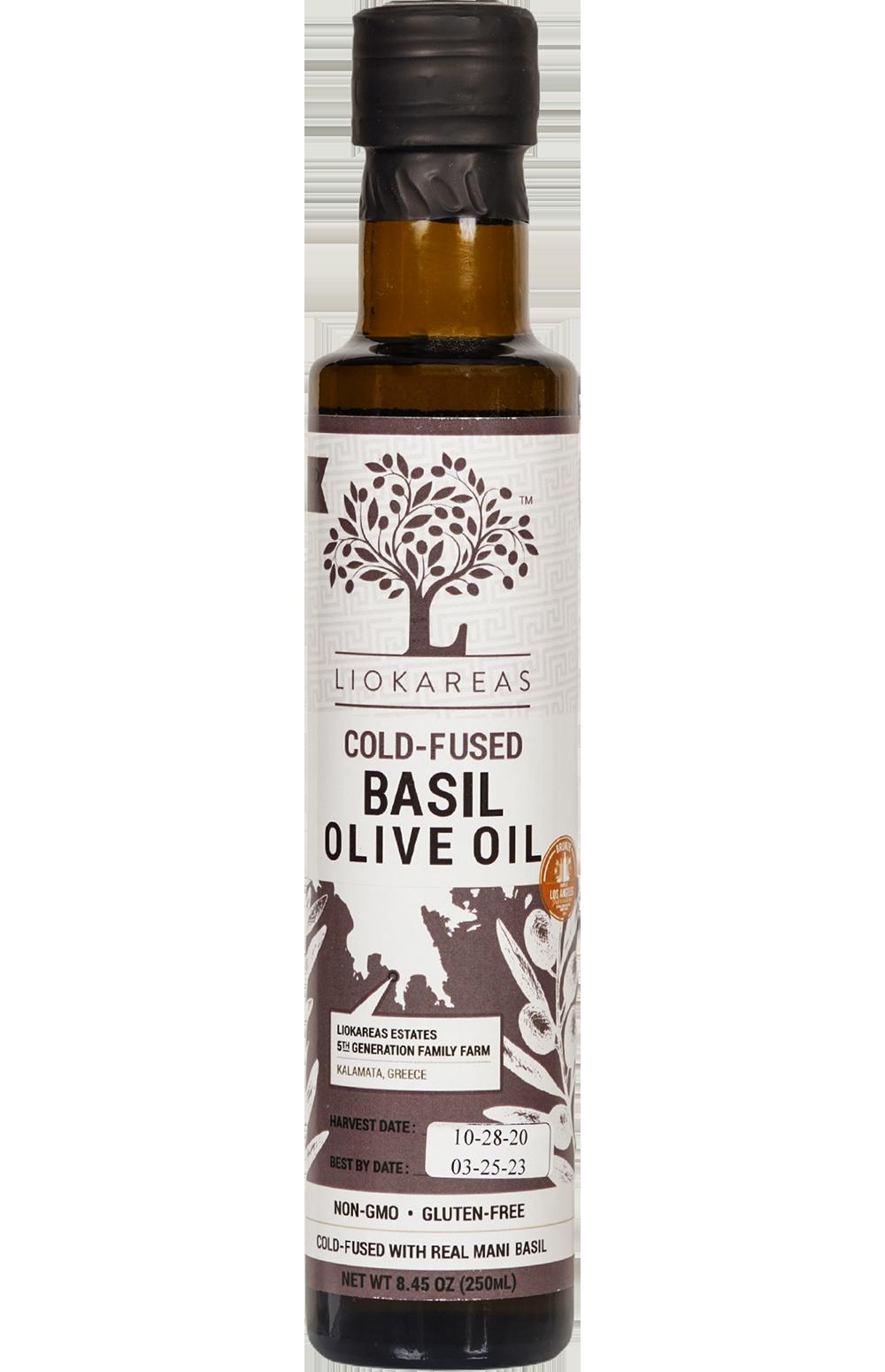 Liokareas Cold Fused Basil