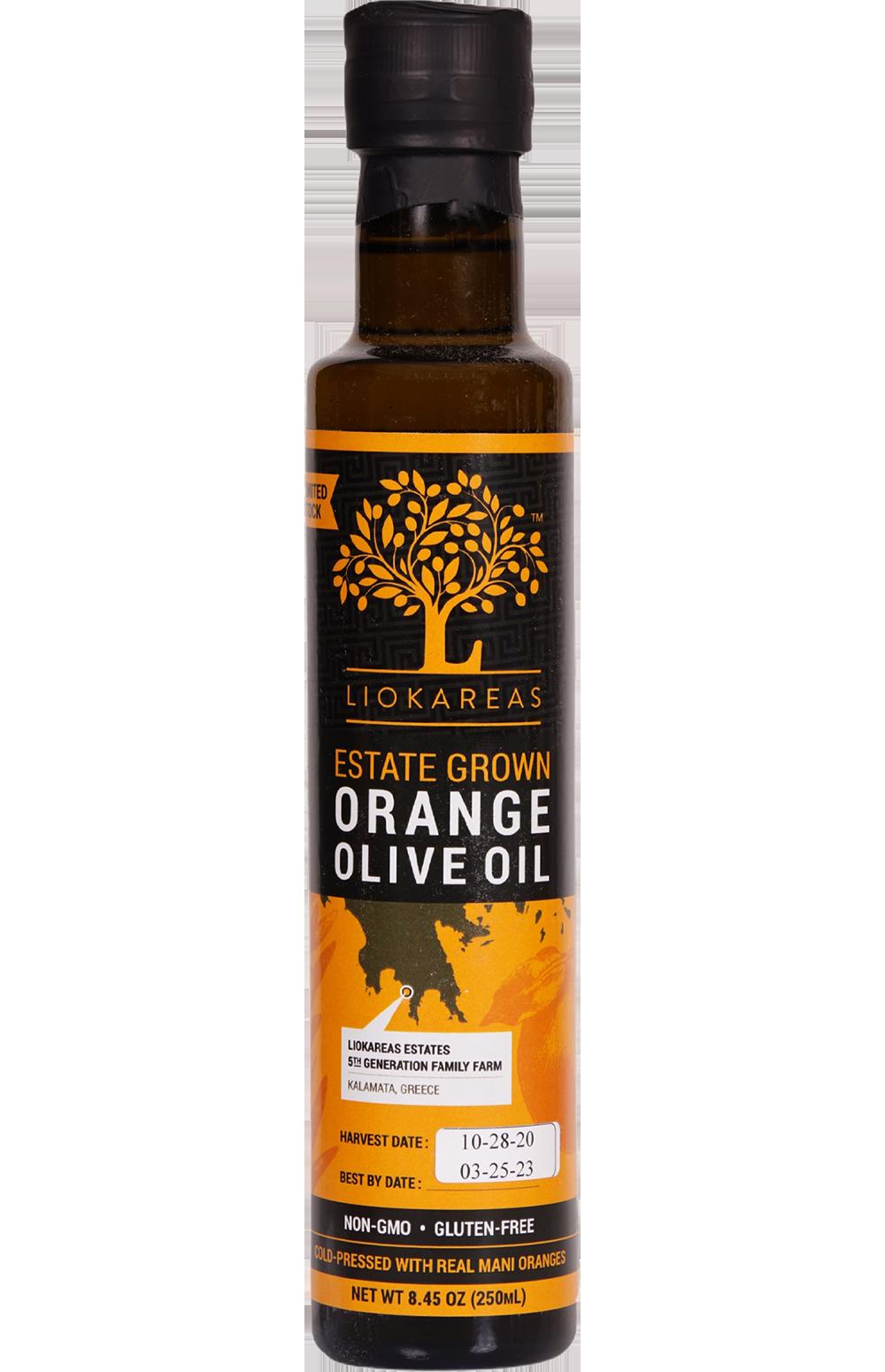Liokareas Estate Grown Orange