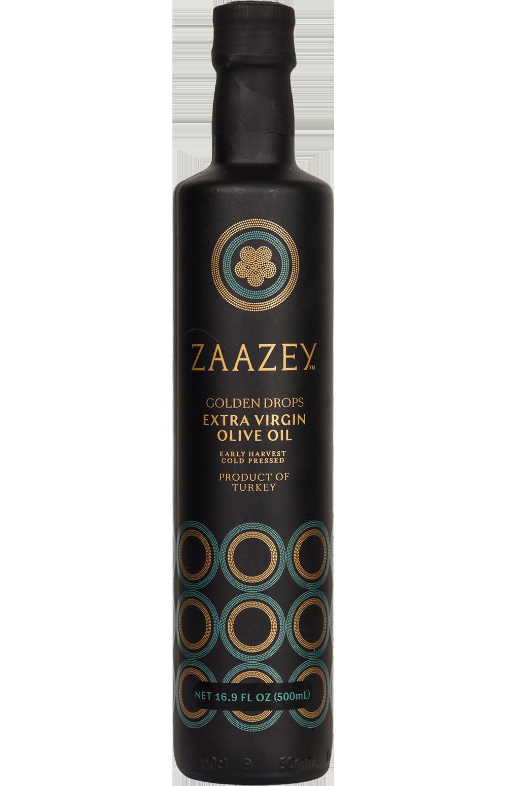 "Zaazey ""Golden Drops"""
