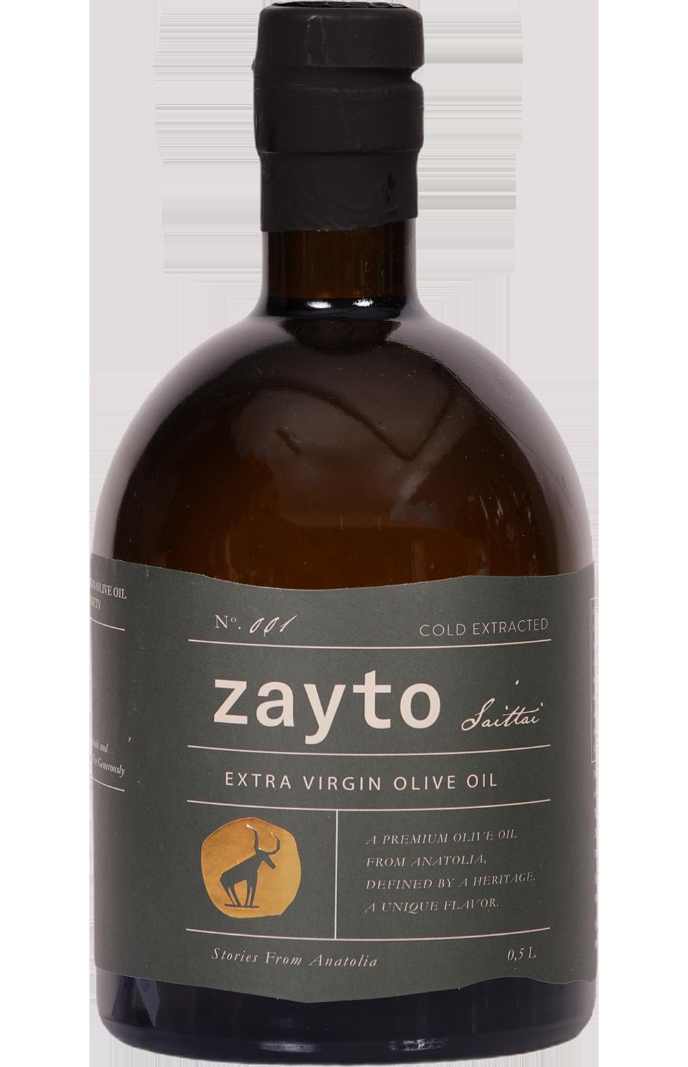 Zayto Olive Oil