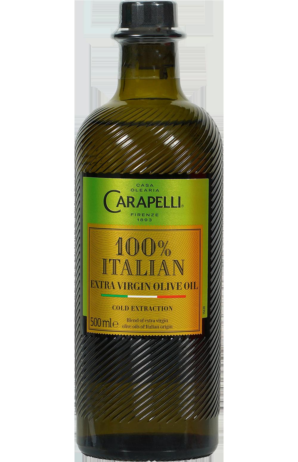 Carapelli Name SKU: 100% Italian