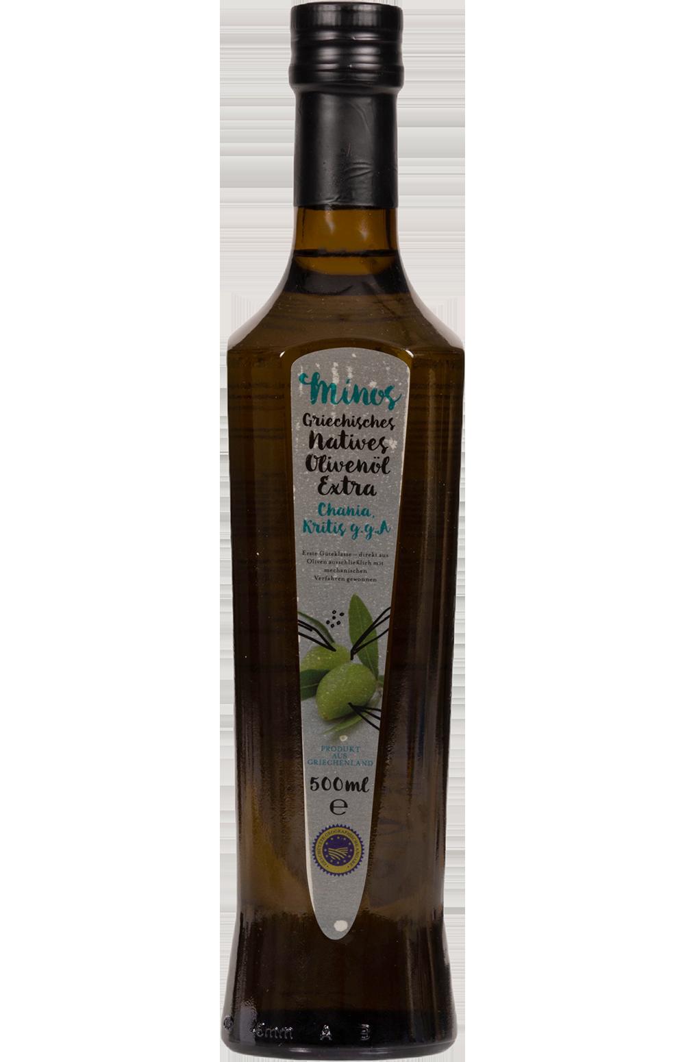 Minos olive oil
